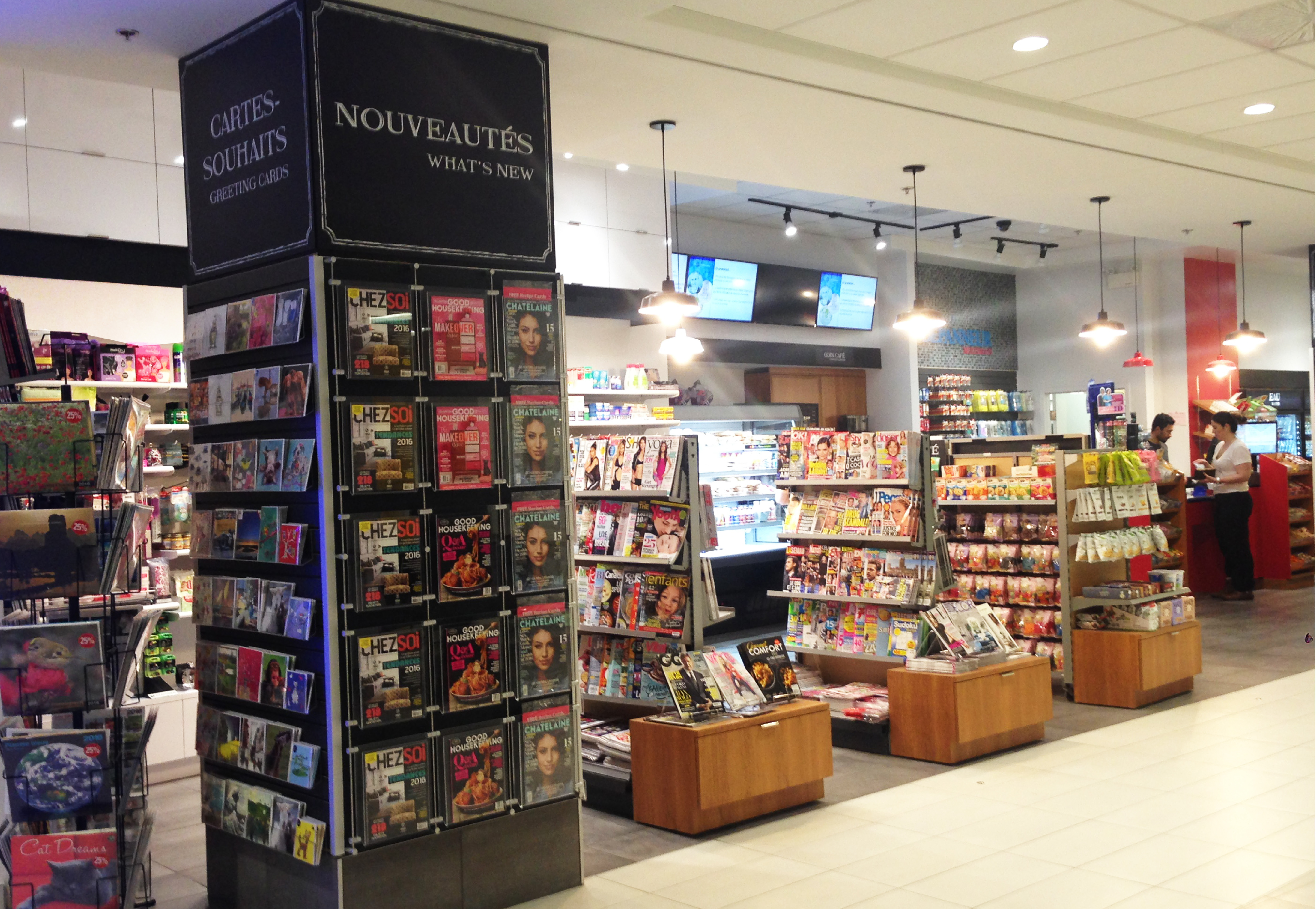 Multimags d panneur cusm montr al agence shop for Papeterie brossard