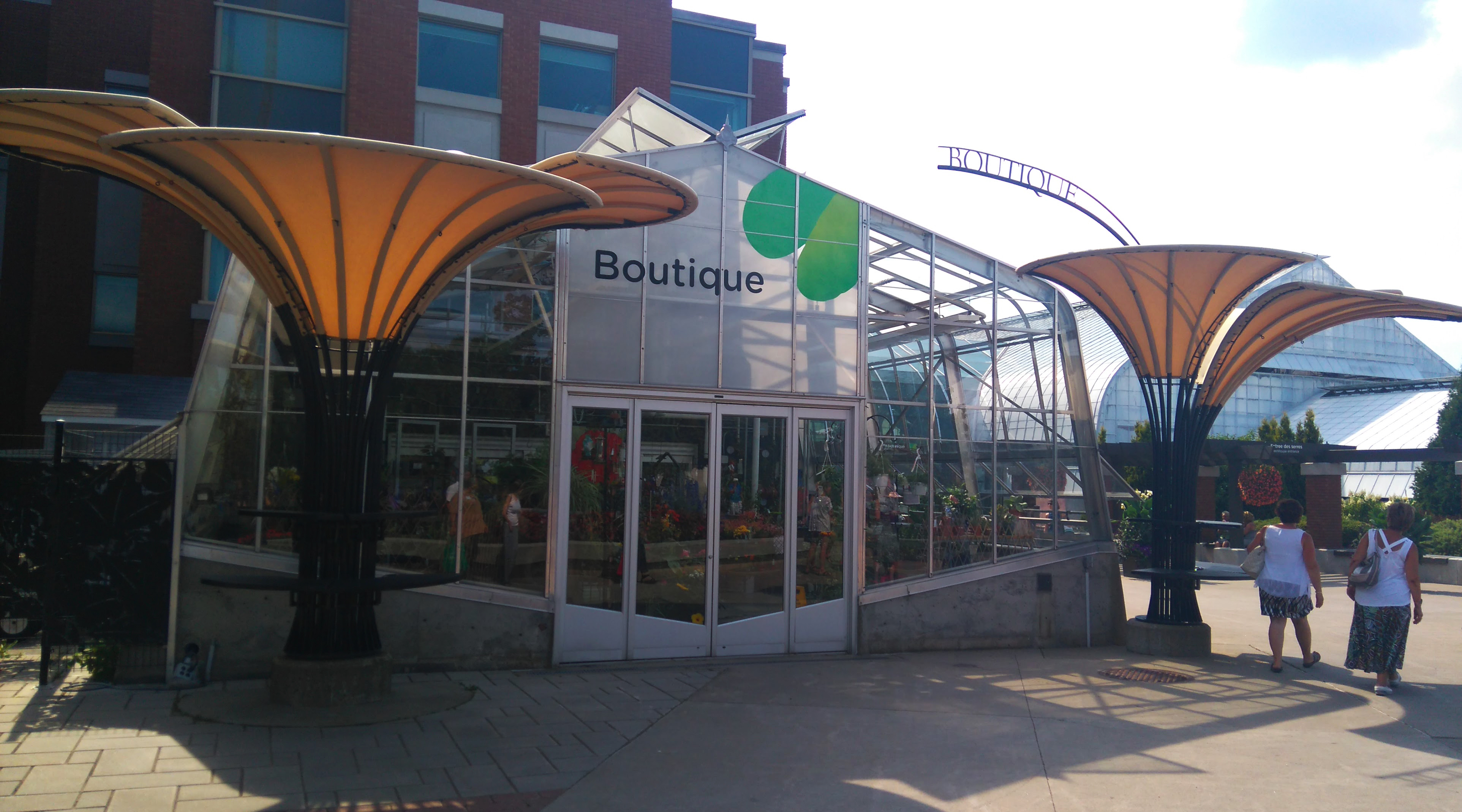 jardinerie de la boutique du jardin botanique de montr al agence shop. Black Bedroom Furniture Sets. Home Design Ideas