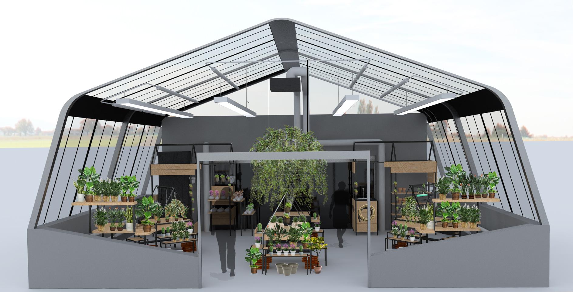 Jardinerie de la boutique du jardin botanique de montr al for Jardin botanique montreal 2016